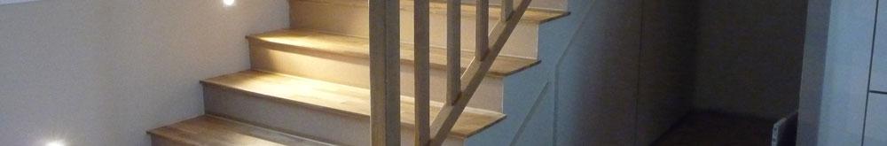 habillage escaliers menuisier bordeaux cdrm. Black Bedroom Furniture Sets. Home Design Ideas